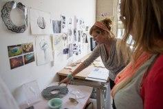 Author in Studio
